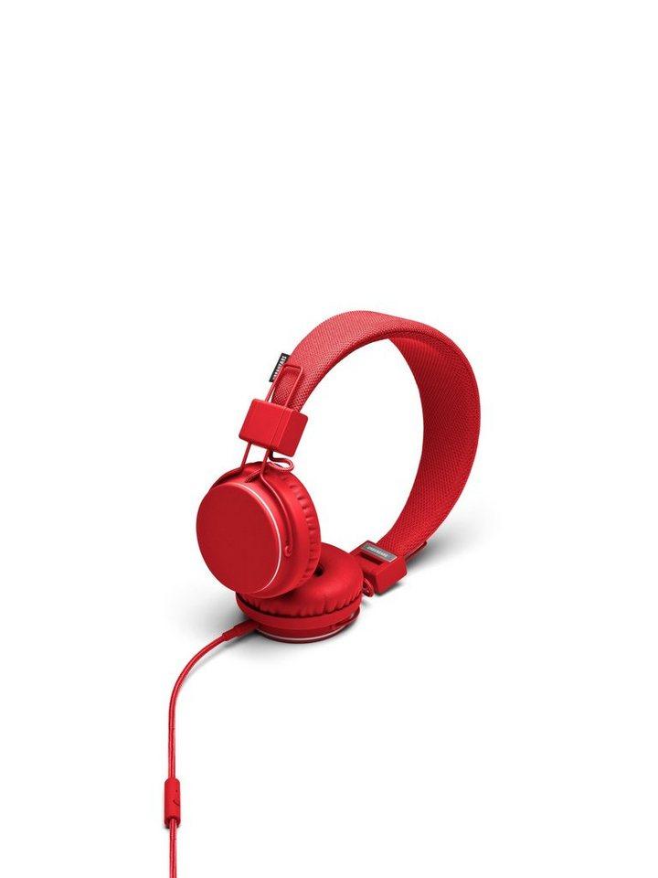 Urbanears On-Ear Kopfhörer »Plattan« in red