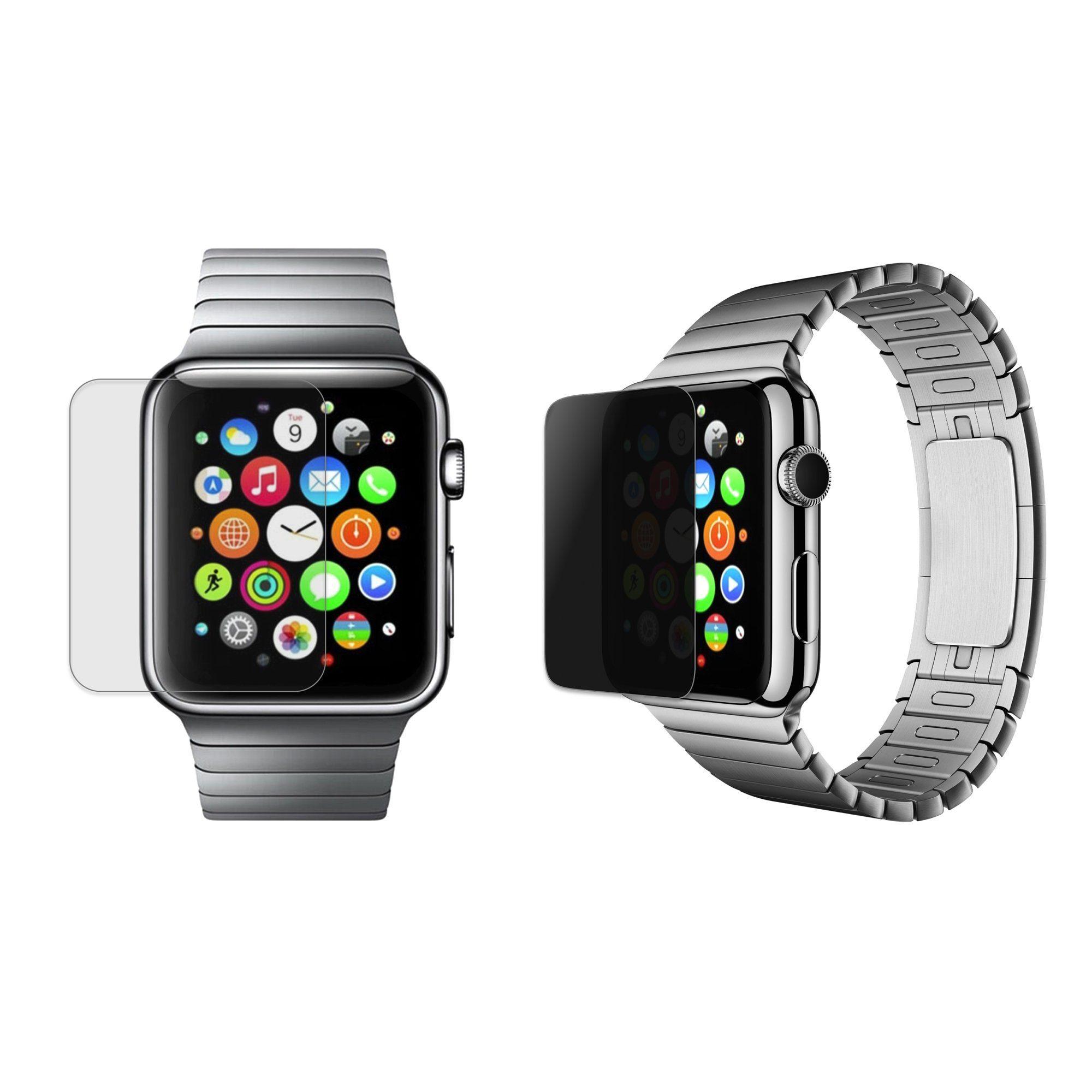 XtremeMac 42 mm Privatsphärenglas für Apple Watch »Tuffshield«