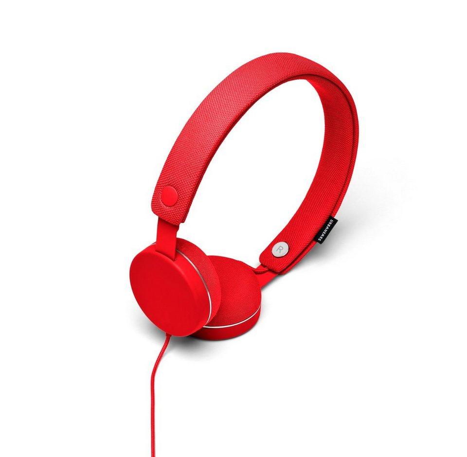 Urbanears On-Ear Kopfhörer »Humlan« in red