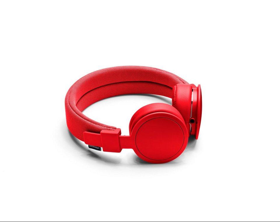 Urbanears Wireless On-Ear Kopfhörer »Plattan ADV« in red