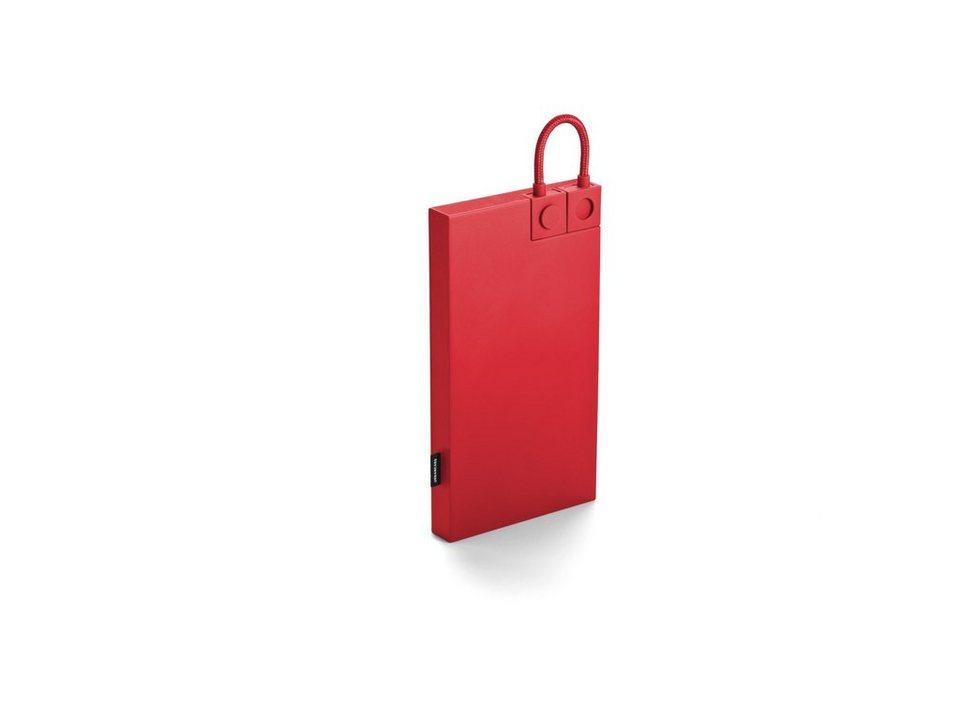 Urbanears Powerbank 6000 mAh »The Muscular« in red