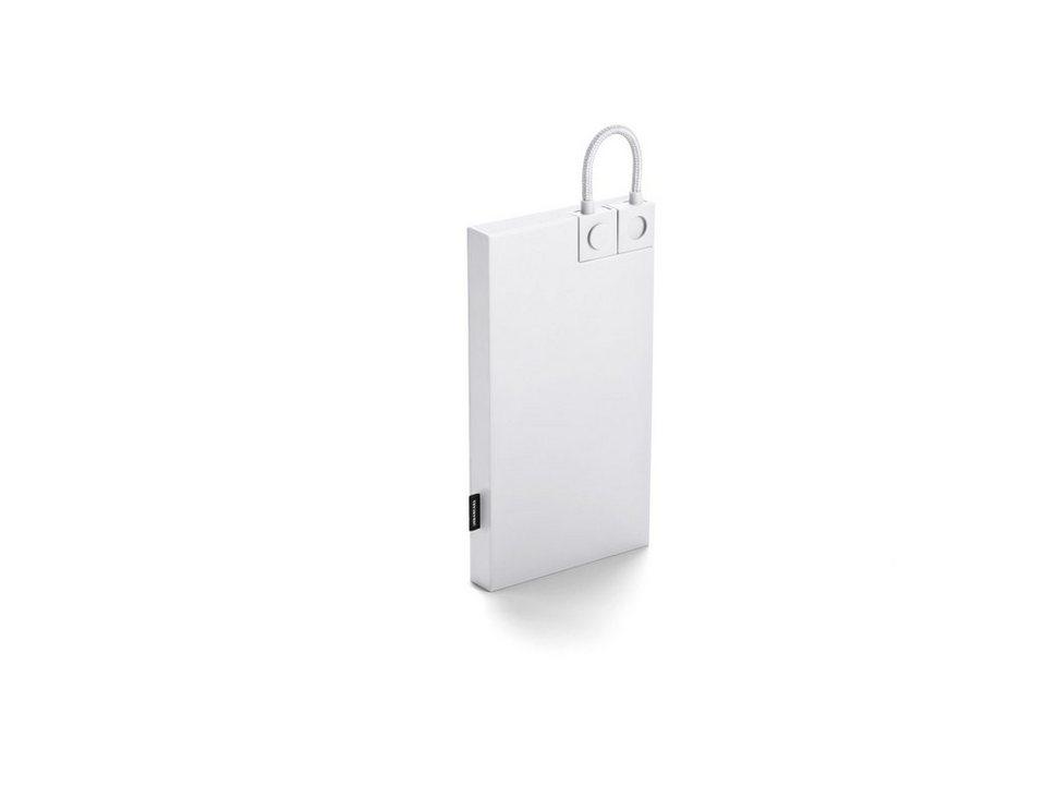 Urbanears Powerbank 6000 mAh »The Muscular« in white