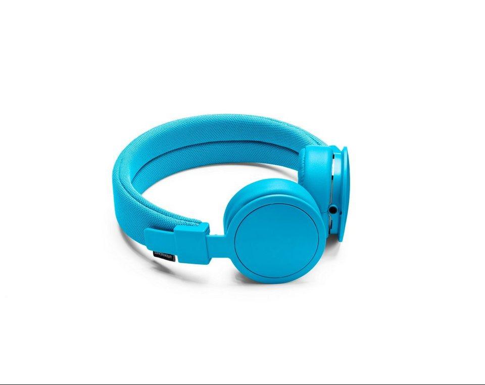 Urbanears Wireless On-Ear Kopfhörer »Plattan« in blue