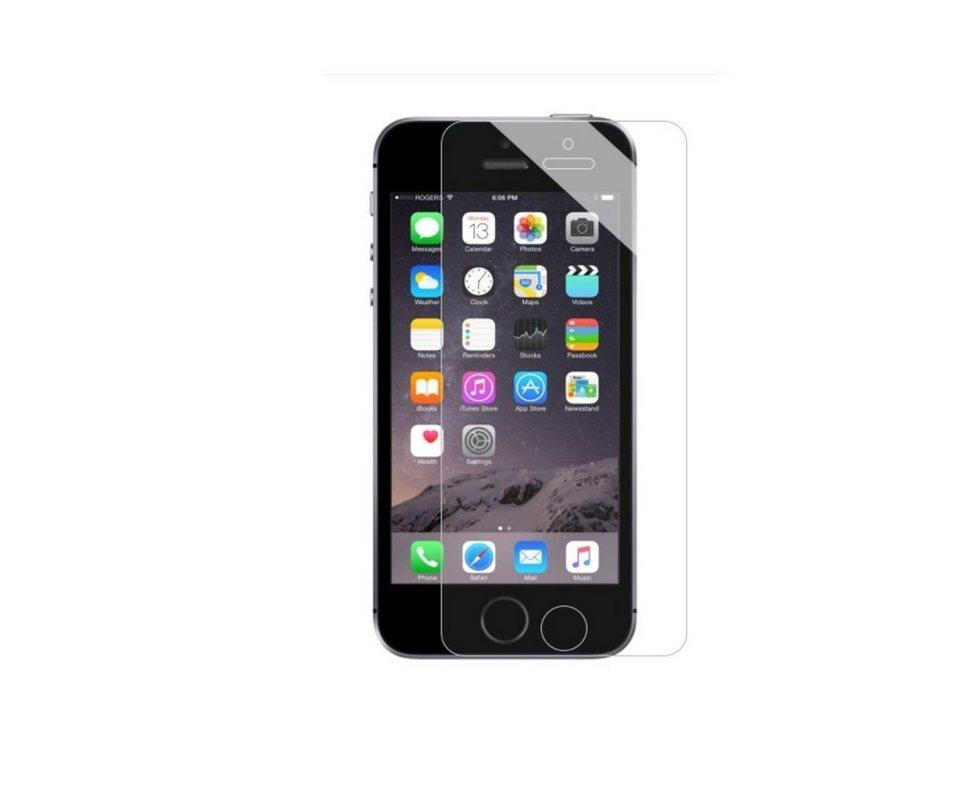 XtremeMac Schutzglas für iPhone SE/5/5S »Tuffshield« in transparent