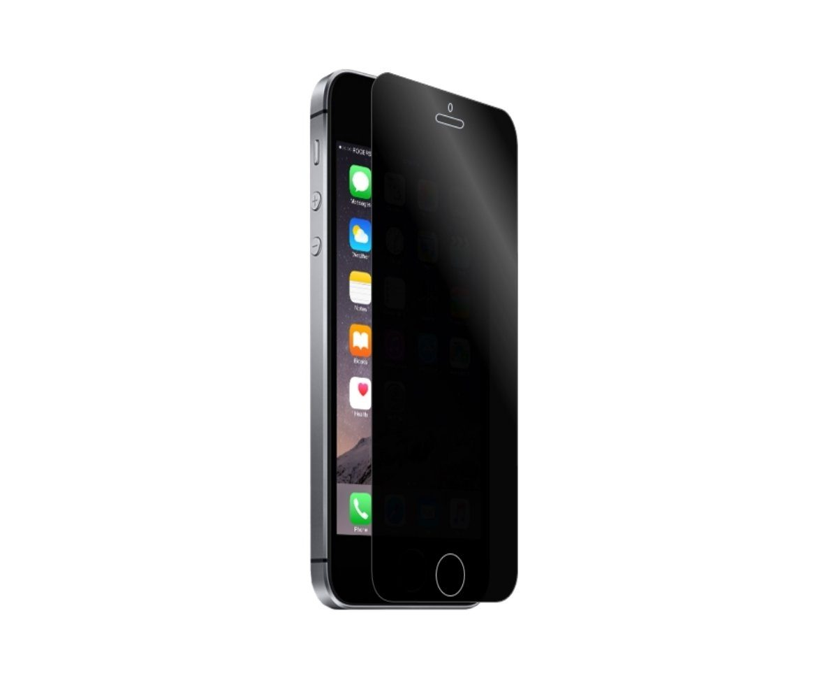 XtremeMac Privatsphärenglas für iPhone SE/5/5S »Tuffshield«