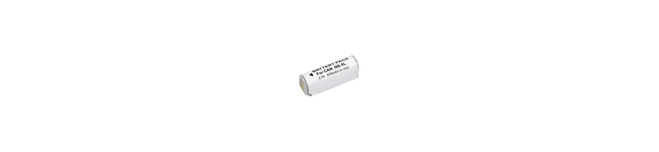 Bresser Akku »BRESSER Lithium-Ionen Ersatzakku für Canon NB-9L«