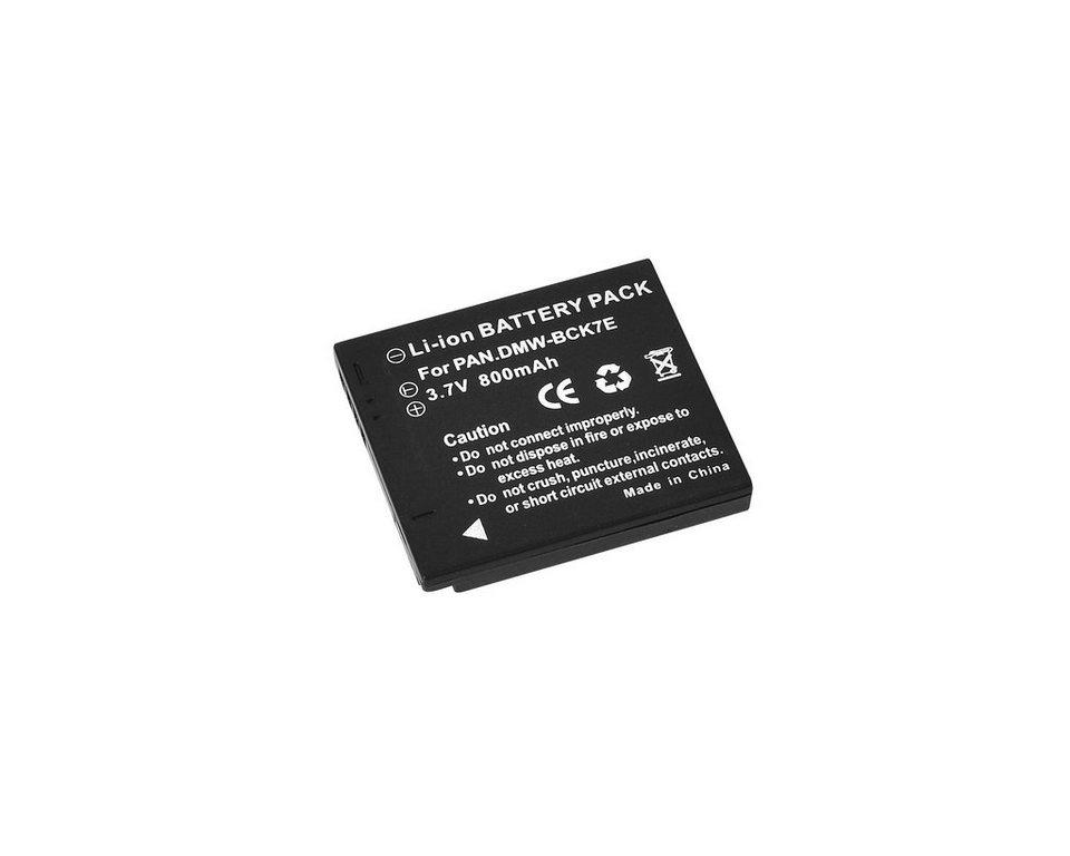 Bresser Akku »BRESSER Lithium-Ionen Akku für Panasonic DMW-BCK7E«
