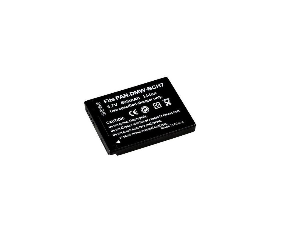 BRESSER Akku »BRESSER Lithium-Ionen Akku für Panasonic DMW-BCH7E«