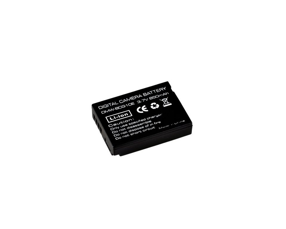BRESSER Akku »BRESSER Lithium-Ionen Akku für Panasonic DMW-BCG10«