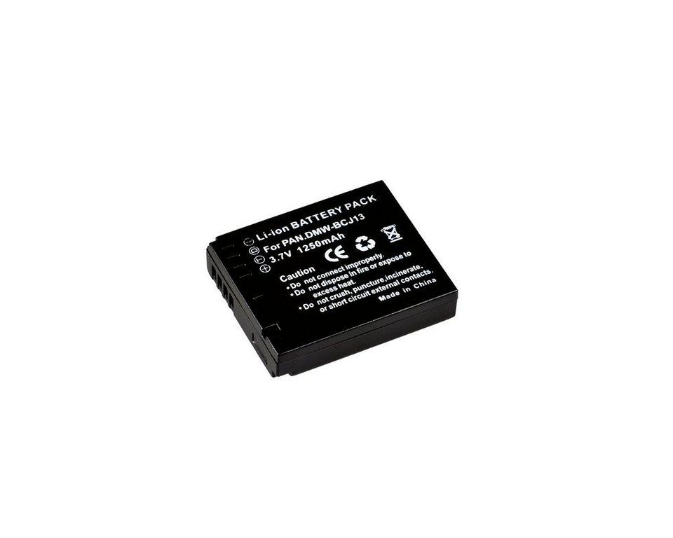 Bresser Akku »BRESSER Lithium-Ionen Akku für Panasonic DMW-BCJ13«