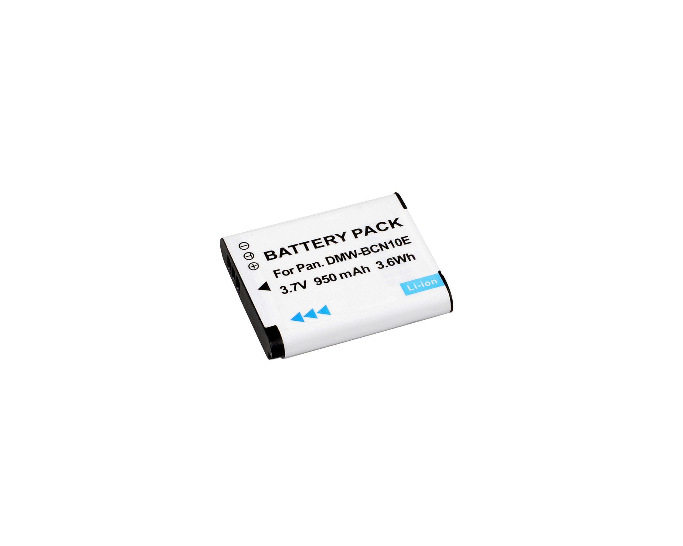 Bresser Akku »BRESSER Lithium-Ion Akku für Panasonic DMW-BCN10E«
