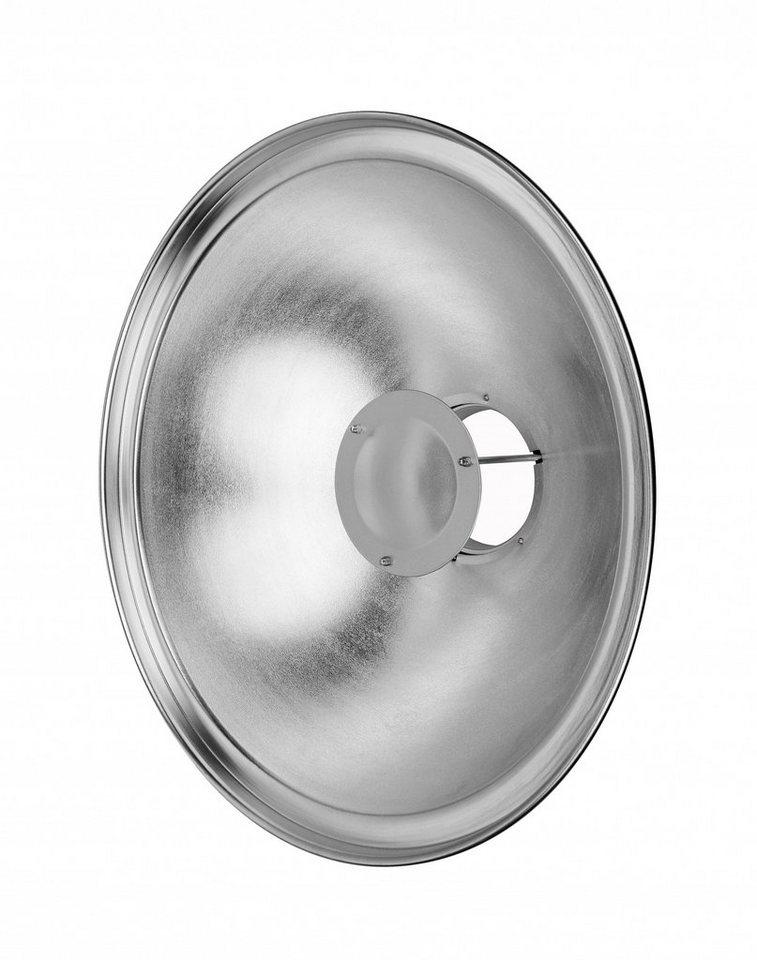 Bresser Fotostudio »BRESSER M-33 Beauty Dish 49 cm mit Adapter«