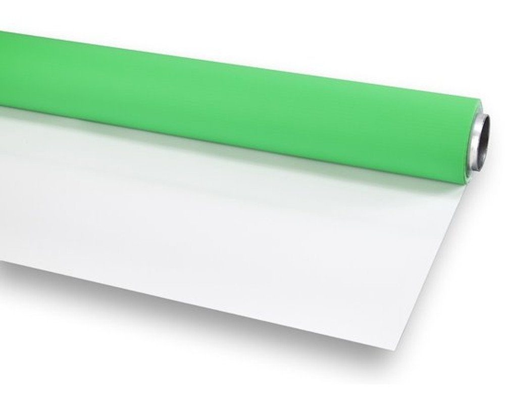 BRESSER Hintergrund »BRESSER Vinyl Hintergrundrolle 2,72x8m grün/weiß«