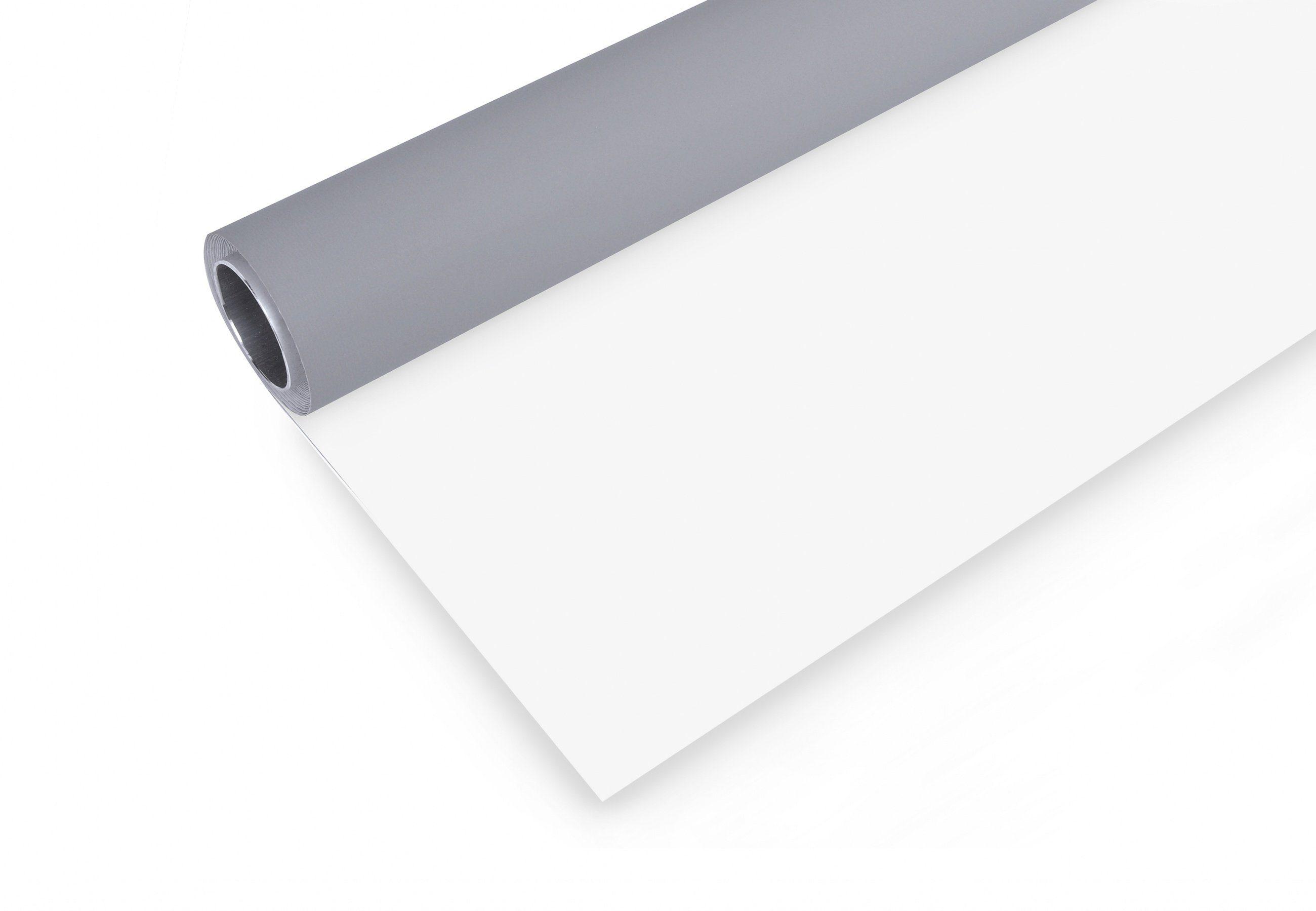 Bresser Hintergrund »BRESSER Vinyl Hintergrundrolle 2,72x8m grau/weiß«