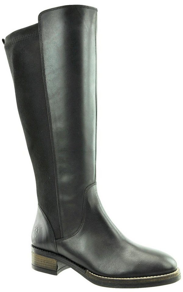 JJ Footwear »Annfield« Weitschaftstiefel in schwarz