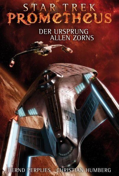 Broschiertes Buch »Star Trek - Prometheus 2: Der Ursprung allen...«