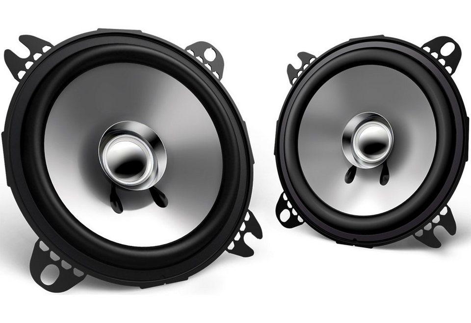 Kenwood Doppelkonus Lautsprecher »KFC-E1055« in schwarz