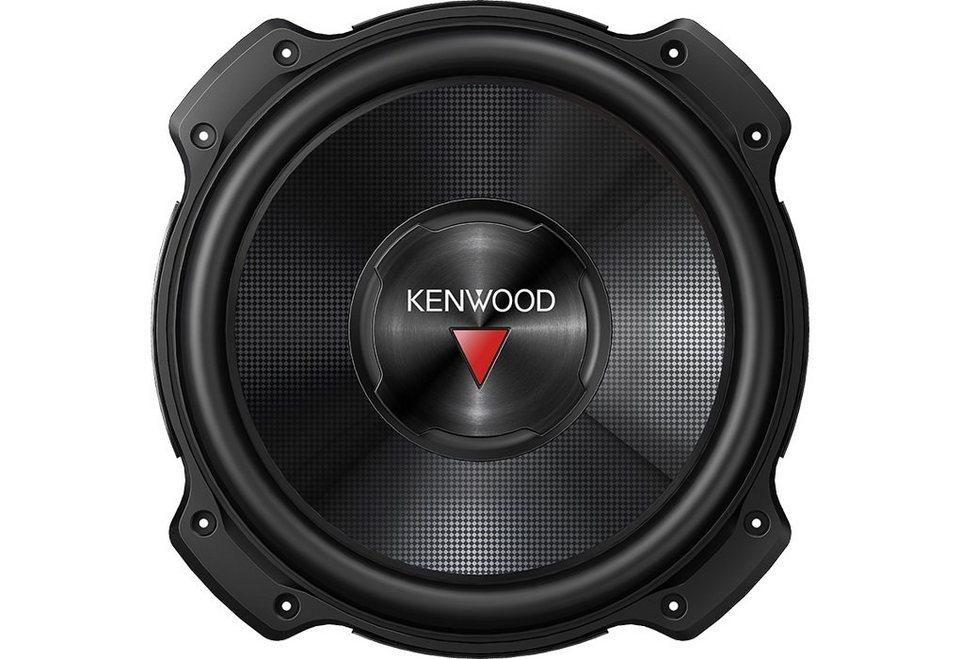 Kenwood Subwoofer »KFC-PS2516W« in schwarz