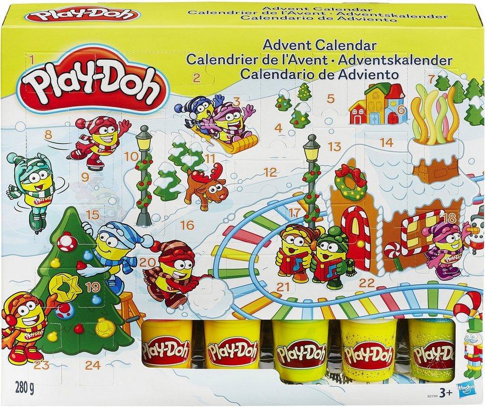 Hasbro Adventskalender, »Play-Doh«