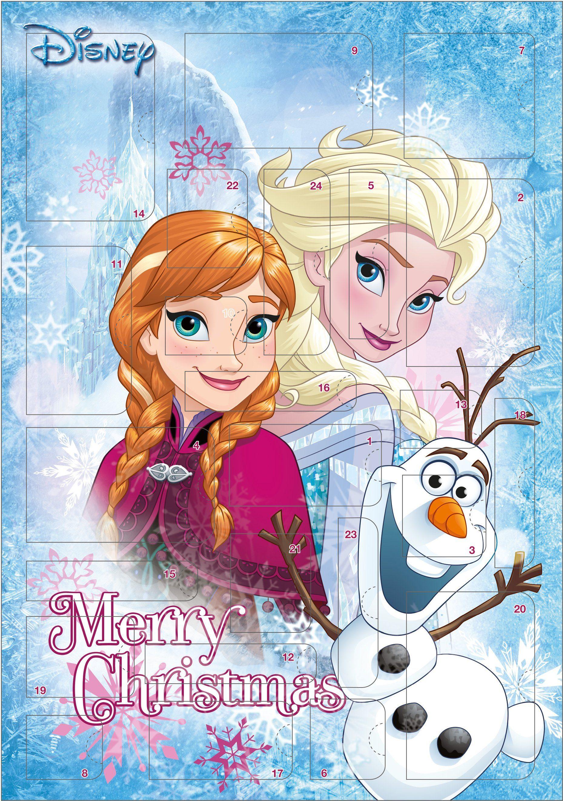 Adventskalender, »Frozen«