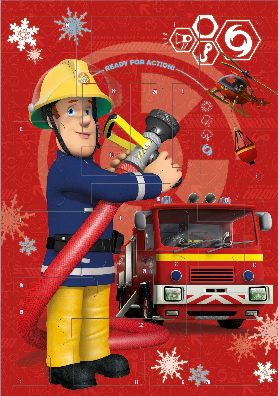 Adventskalender, »Feuerwehrmann Sam«