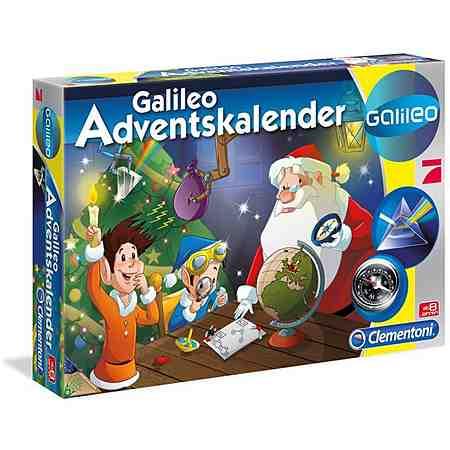 Clementoni Adventskalender, »Galileo«