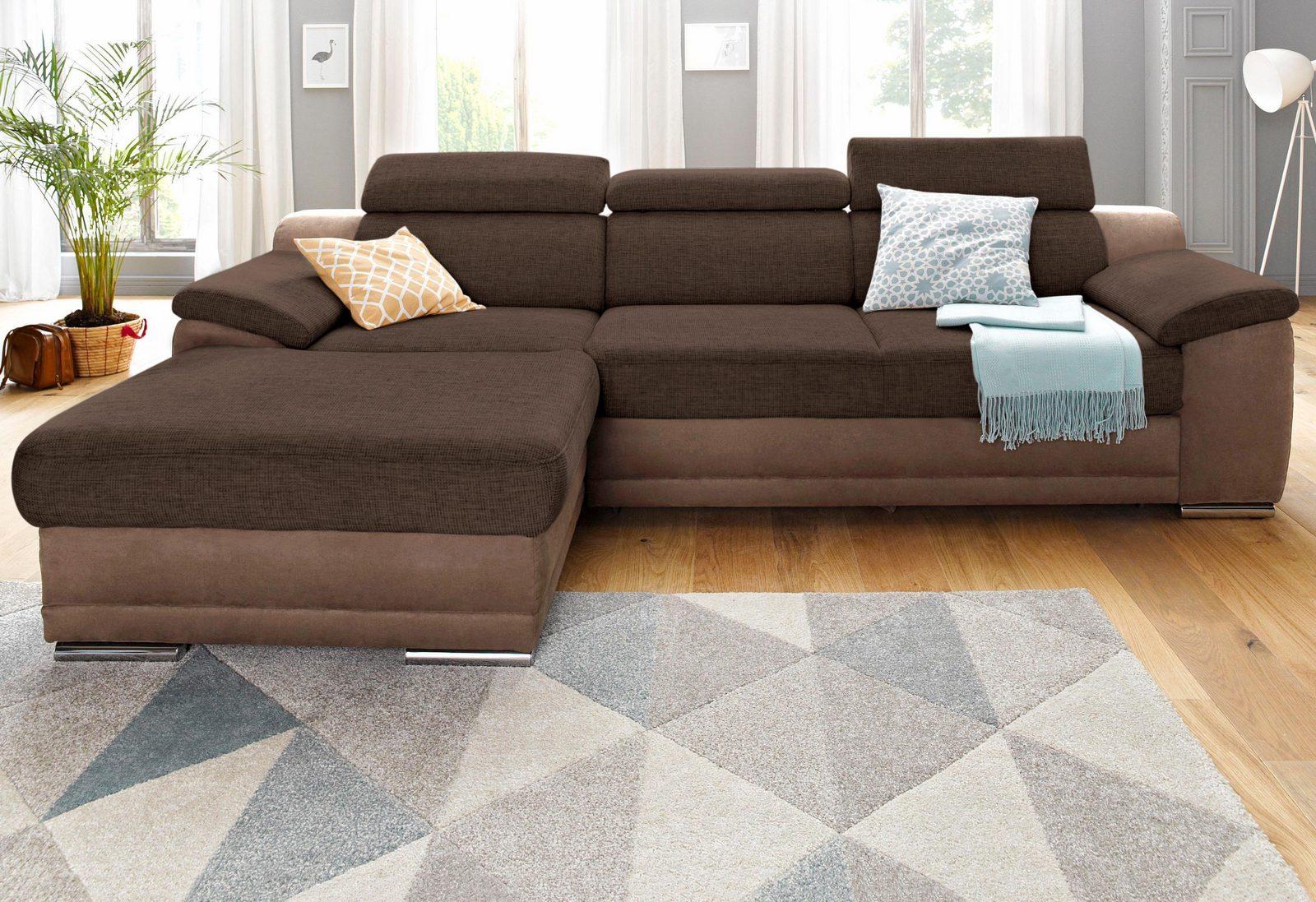 Sit&More Polsterecke, wahlweise mit Bettfunktion jetztbilligerkaufen