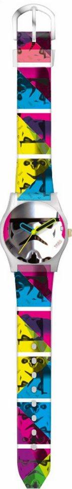 Star Wars Quarzuhr »26646« in bunt
