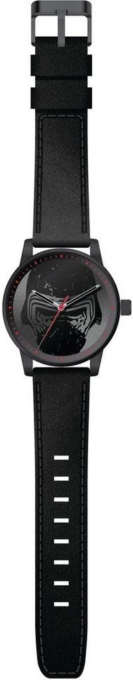 Star Wars Quarzuhr »21676« in schwarz