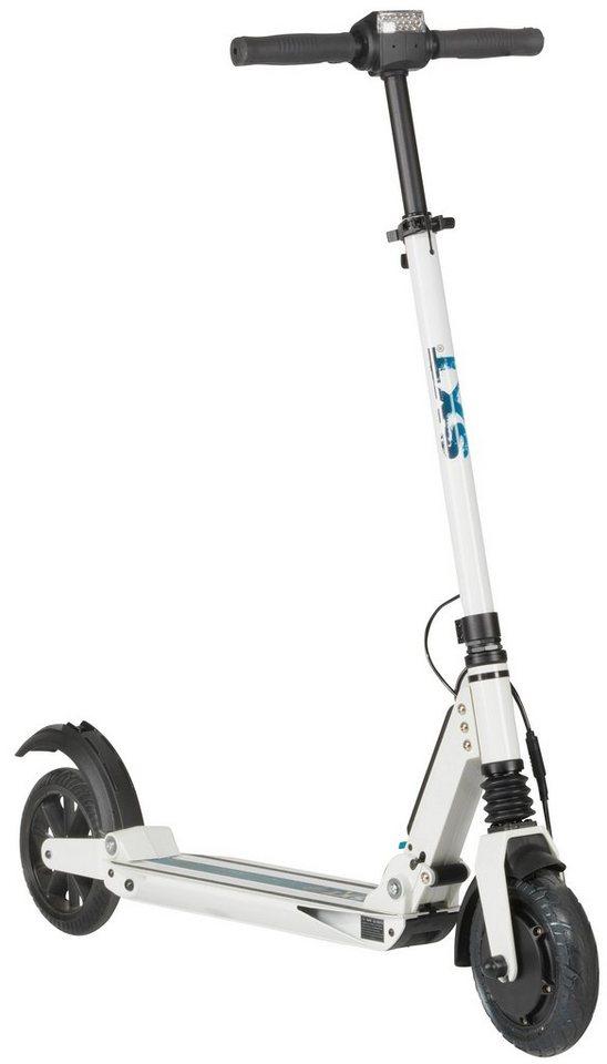 E-Scooter »SXT light Eco «, 350 Watt, 27 km/h in weiß