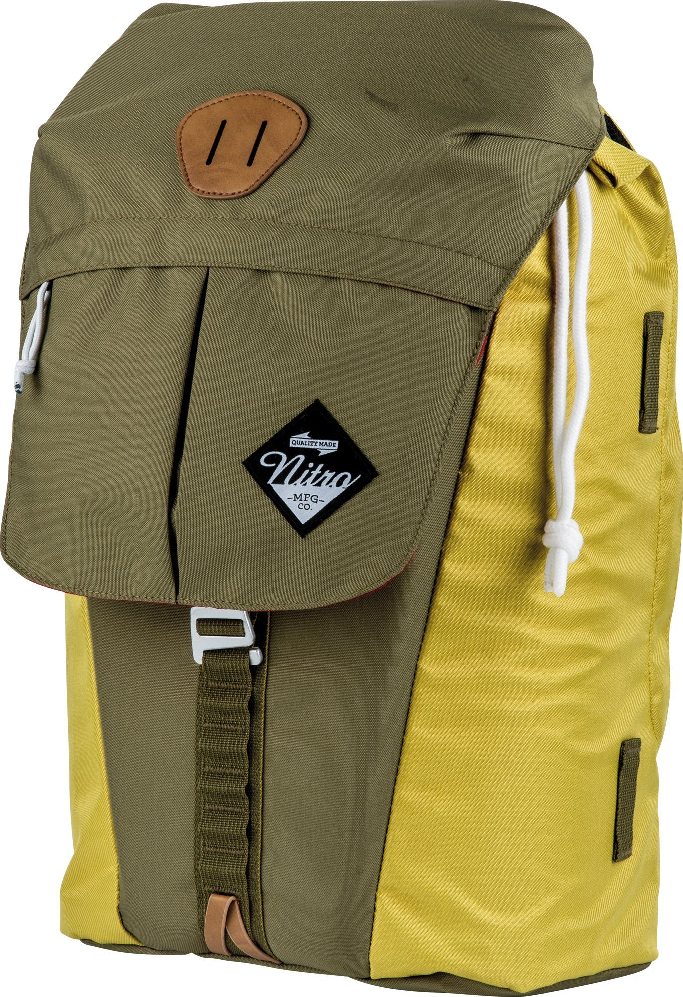 Nitro Rucksack, »Cypress Golden Mud«