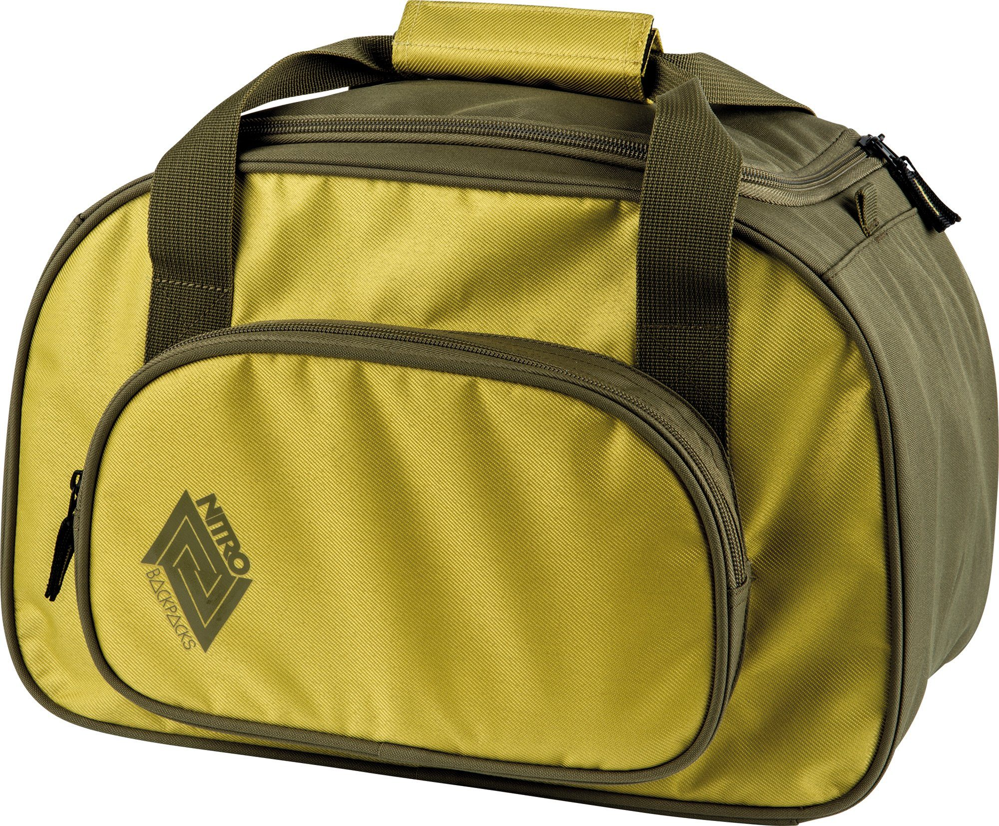 Nitro Reisetasche , »Duffle Bag XS Golden Mud«