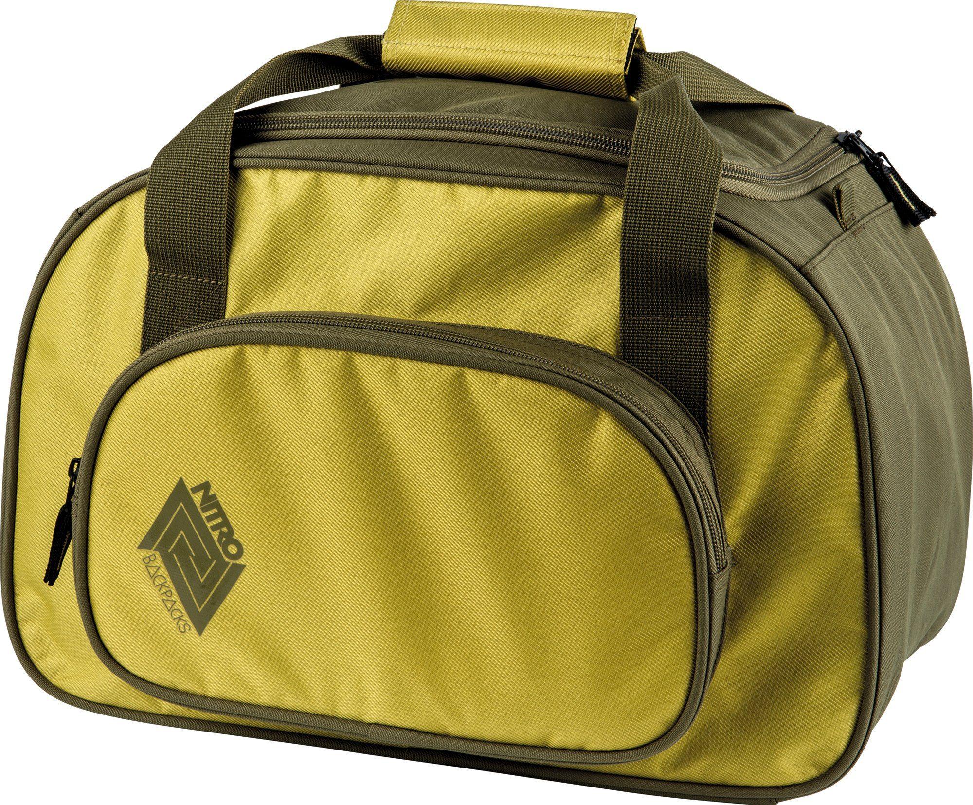 Nitro Reisetasche , »Duffle Bag XS Golden Mud«