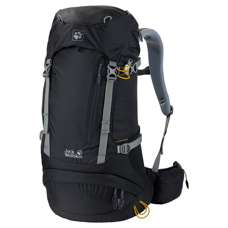 Jack Wolfskin Wanderrucksack »ACS HIKE 26 PACK« in black