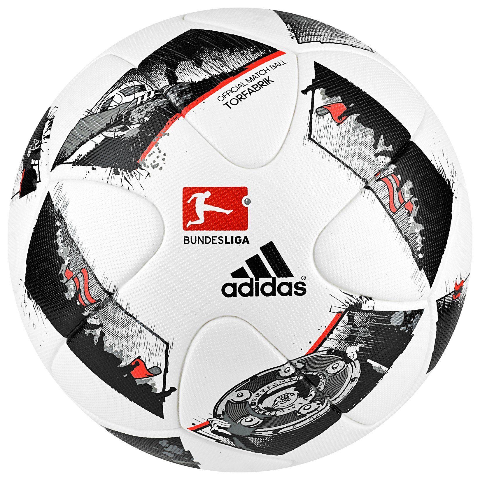 adidas Performance Torfabrik Offizieller Matchball 2016/2017