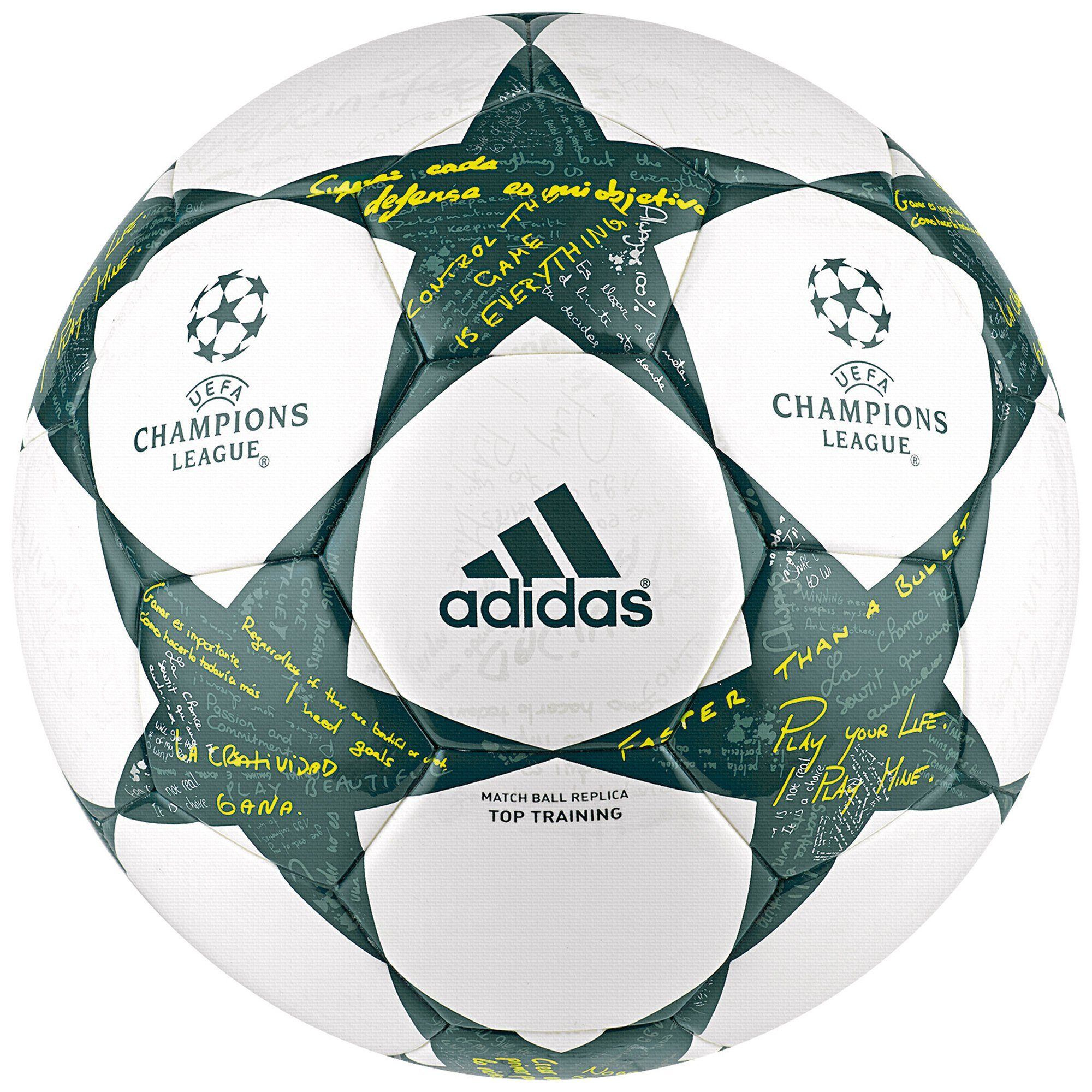 adidas Performance UCL Finale 16 Trainingsball 2016/2017
