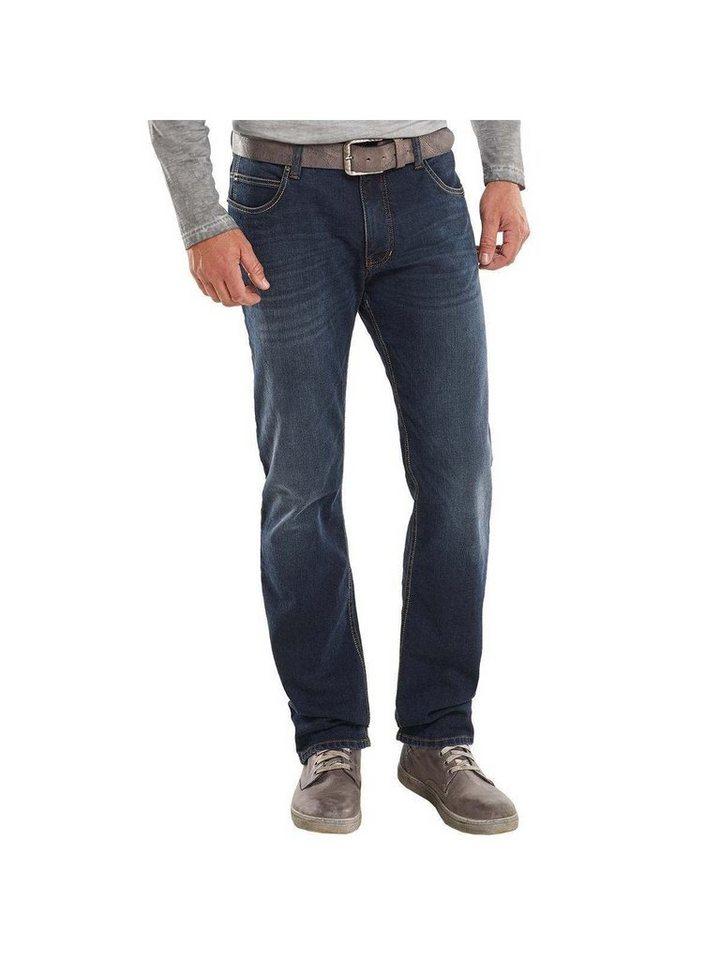 engbers Jeans straight in Royalblau