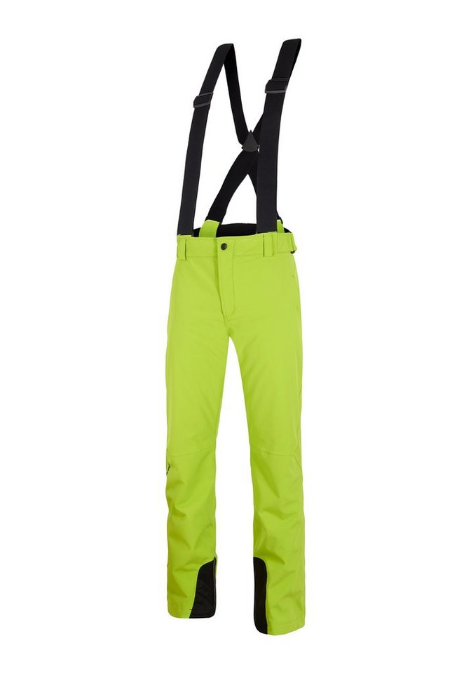 Ziener Hose »TELMO man (pant ski)« in apple green