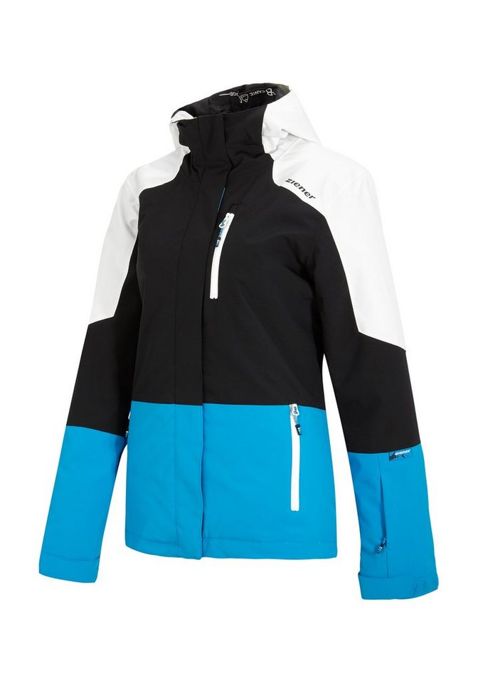 Ziener Jacke »TABLICA lady (jacket ski)« in blue sky