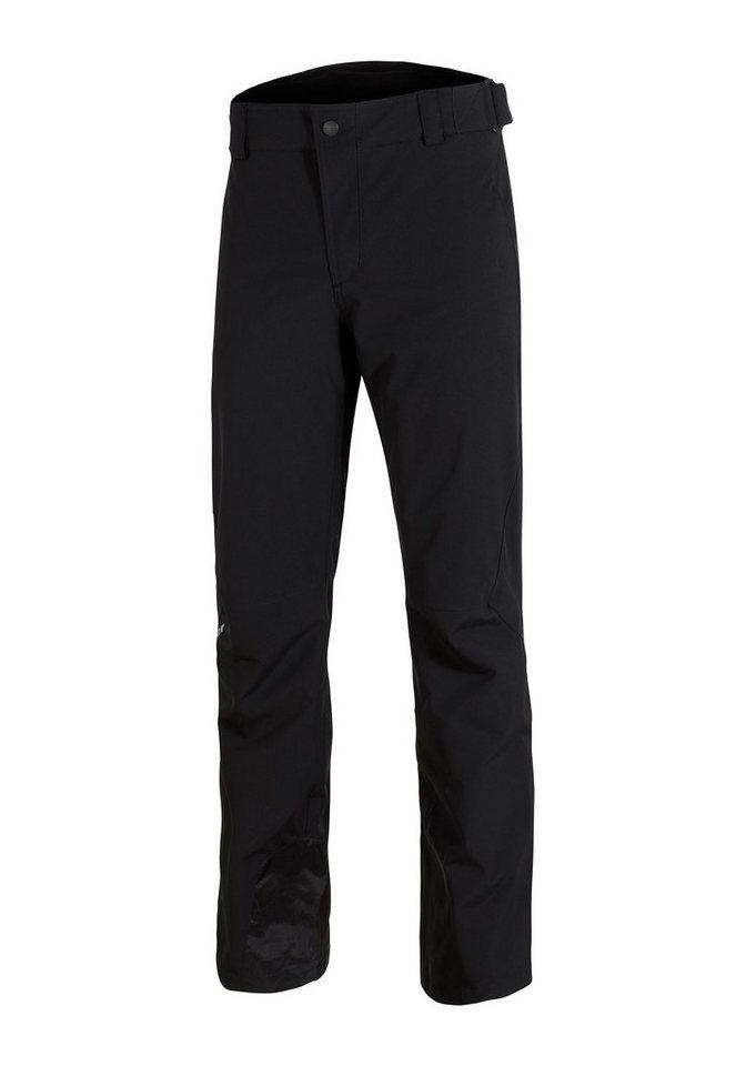 Ziener Hose »TEUVO man (pant ski)« in black