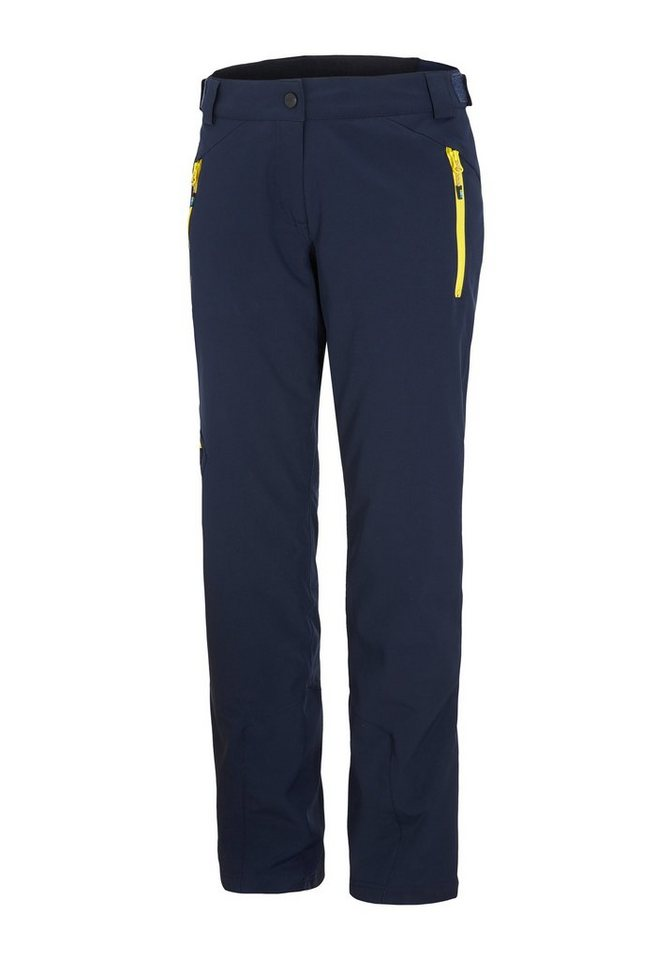 Ziener Hose »TULLIE lady (pant ski)« in blue navy