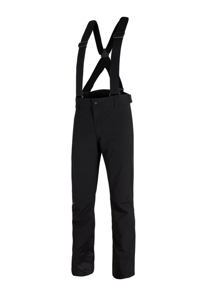 Ziener Hose »TELMO man (pant ski)« in black