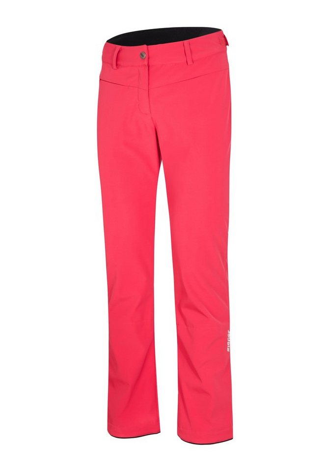 Ziener Hose »TILSA lady (pant ski)« in pink orchid