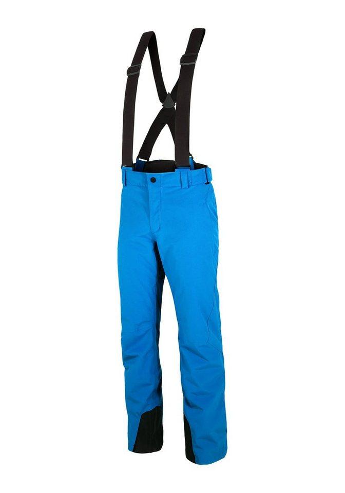 Ziener Hose »TELMO man (pant ski)« in persian blue