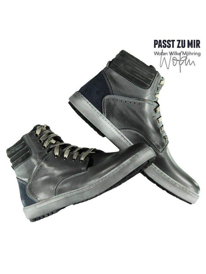 engbers Schuhe in Stahlgrau