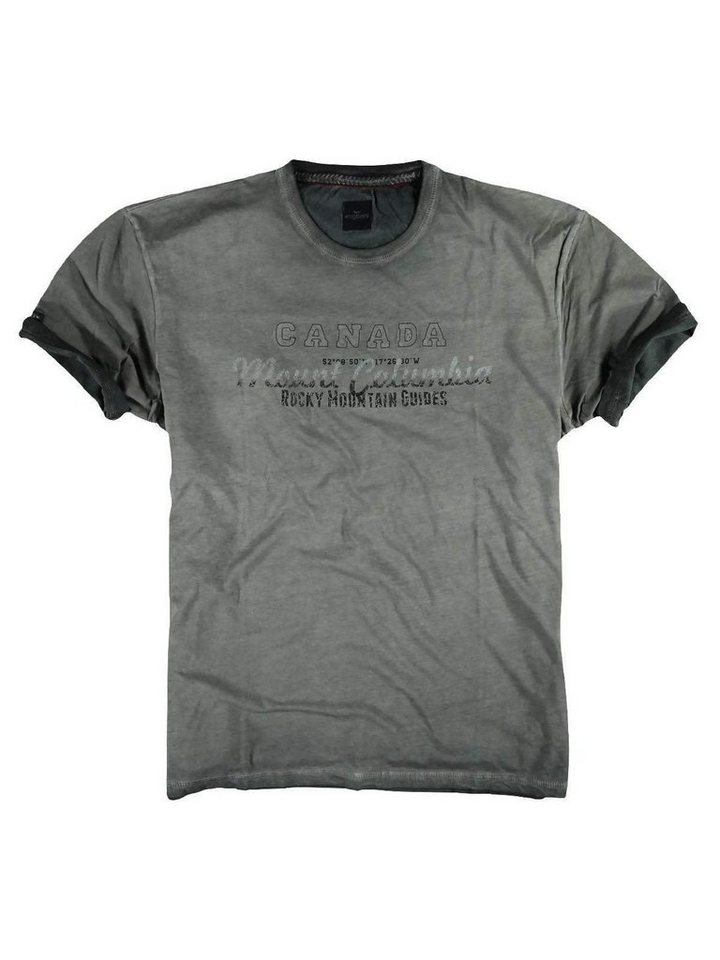 engbers T-Shirt in Anthrazit