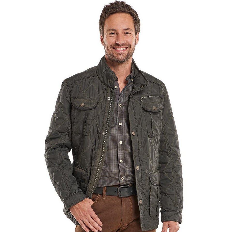 engbers Jacke in Olivgrün