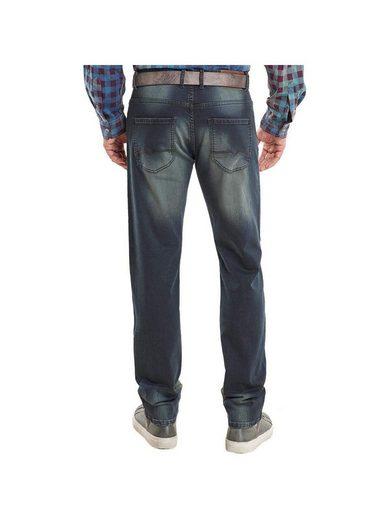 Engbers Indigo-black Jeans