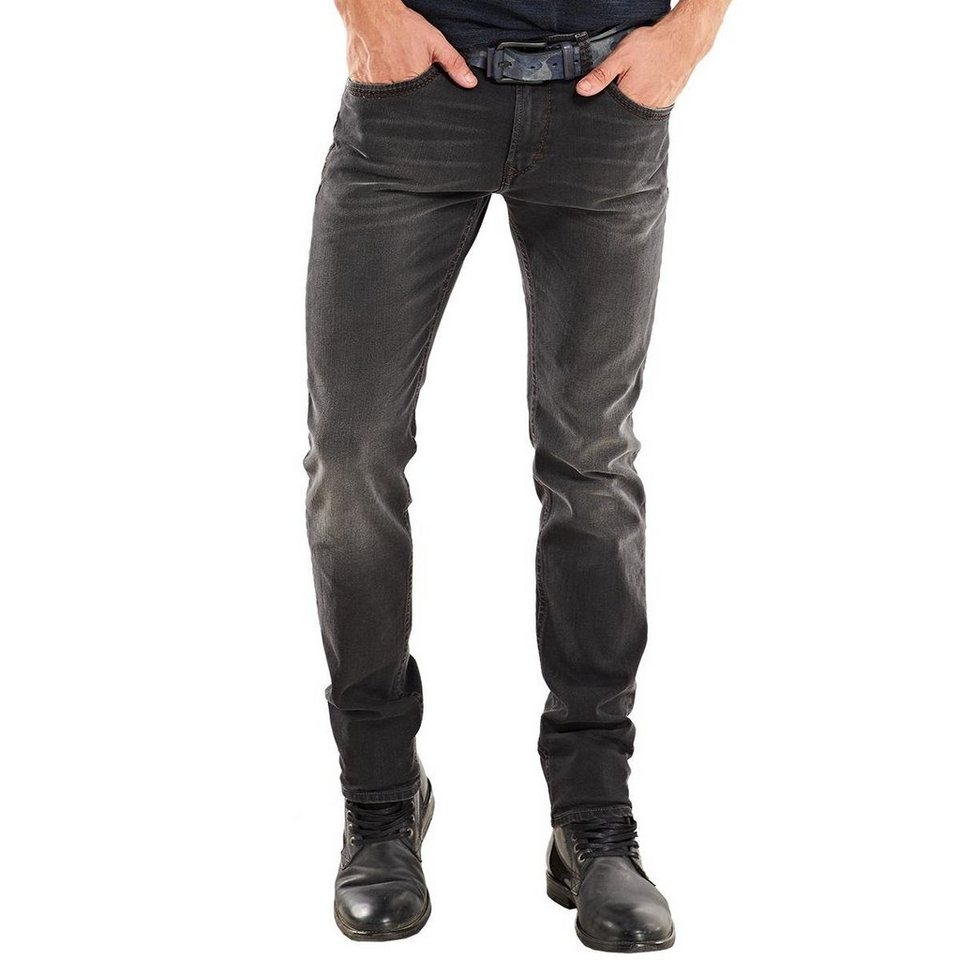 emilio adani Jeans in Granitgrau
