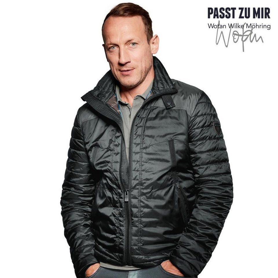 engbers Jacke in Schwarz